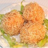 Crispy Shrimp Balls