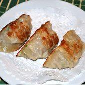 Pork Dumplings (Pot Stickers)