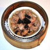 Spareribs with Black Bean Sauce