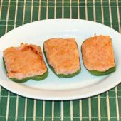 J24. Stuffed Green Peppers