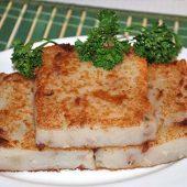 J29. Turnip Cakes
