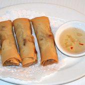 J27. Vietnamese Spring Rolls