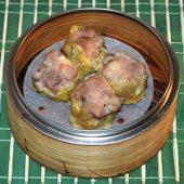 J 4. Pork Shiu Mai