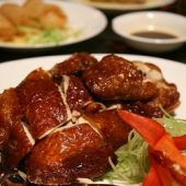 D 7. Cantonese Crispy Chicken (with Bone)