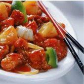 Sweet & Sour Hong Kong Chicken
