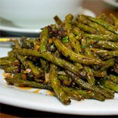 V 1. Spicy Green Beans