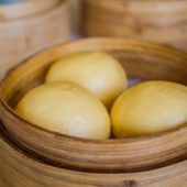J17. Egg Custard Buns
